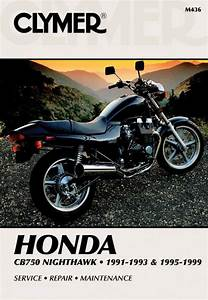Honda Cb750 Nighthawk Motorcycle  1991