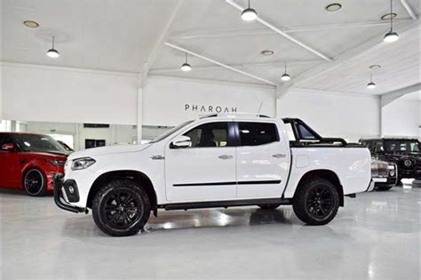 The x350d feels solid, presents beautifully and goes hard but doesn't come across as value at $90k. Mercedes Benz X-Class double cab Cars for sale in Gauteng ...