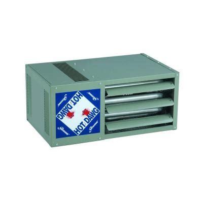 modine dawg garage heater modine dawg 60 000 btu gas garage ceiling heater hd60a the home depot
