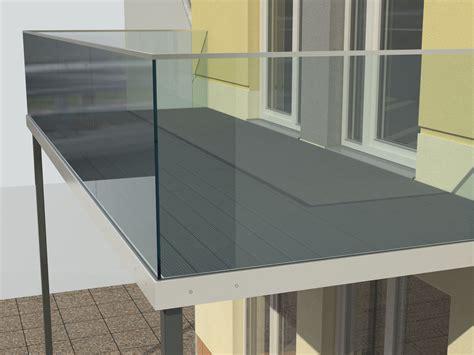 glass balcony railing revit glass designs