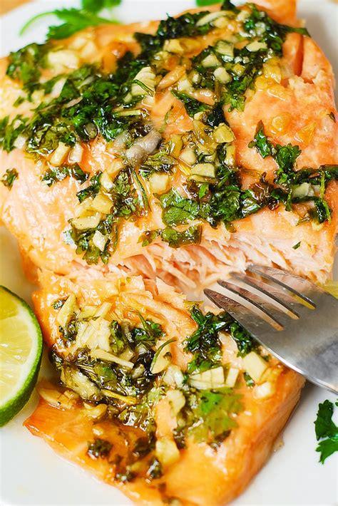 cuisine r馮ime salmon recipes free food fish recipes