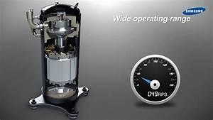 Samsung Dvm S Vrf Scroll Dc Inverter Compressor Benefits