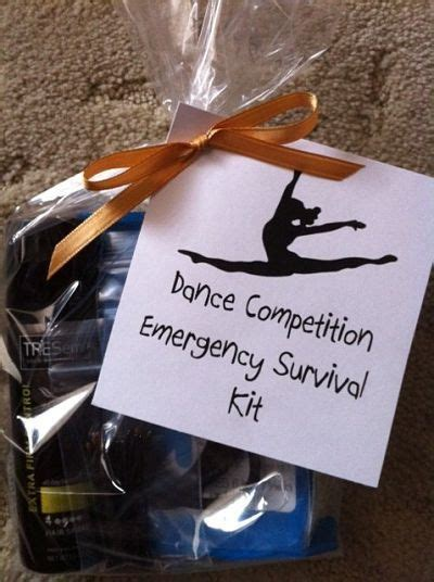 the perfect holiday gifts for dancers dance routines survival kits and dance recital