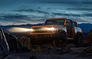 When can I buy the 2021 Ford Bronco? Release Date and Availability