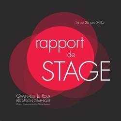 Rapport de stage - Iken Communication by Gwen Stan