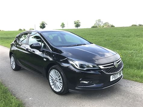 vauxhall black 2017 vauxhall astra elite nav 1 4 turbo 150 ps mineral