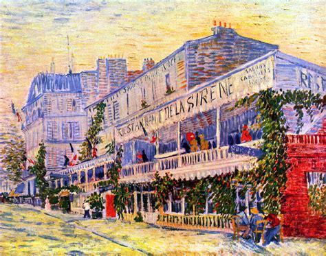 la cuisine de vincent sta il ristorante della sirena a asnières su poster e