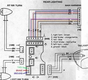 Harley Davidson Wiring Diagram