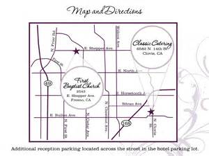 wedding invitation map map wedding invitations template best template collection