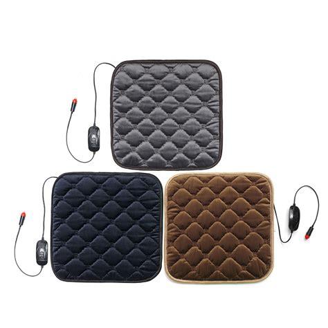 cuscino riscaldato sedile per auto elettrico cuscino riscaldato cuscino