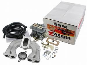 Weber Conversion Kits