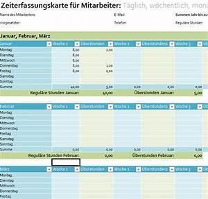 Excel Alter Berechnen Aus Geburtsdatum : arbeitsstunden berechnen mit excel mustervorlagen zur zeiterfassung ~ Themetempest.com Abrechnung