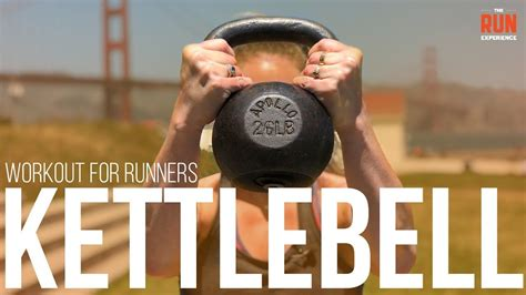 kettlebell workout runners