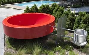 Badewanne Outdoor Garten : hot tub 2 0 outdoor badewanne rot von ideal eichenwald gartenduschen der n chste ~ Sanjose-hotels-ca.com Haus und Dekorationen