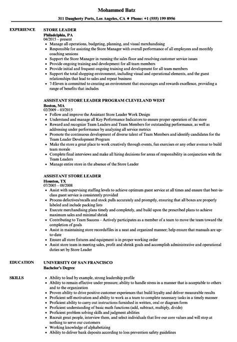 Gamestop Resume by Store Leader Resume Sles Velvet
