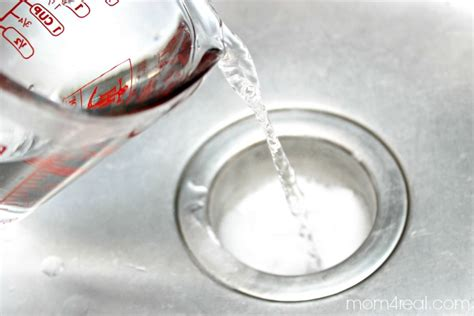 clogged sink vinegar baking soda 4 easiest ways to unclog your drain without the help of a