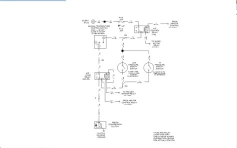 1995 International Wiring Diagram by I Need Help Getting A Wiring Diagram For The A C System On