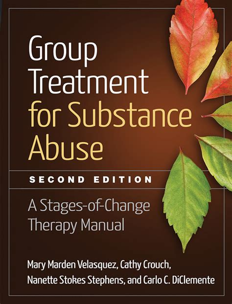 group treatment  substance abuse  edition