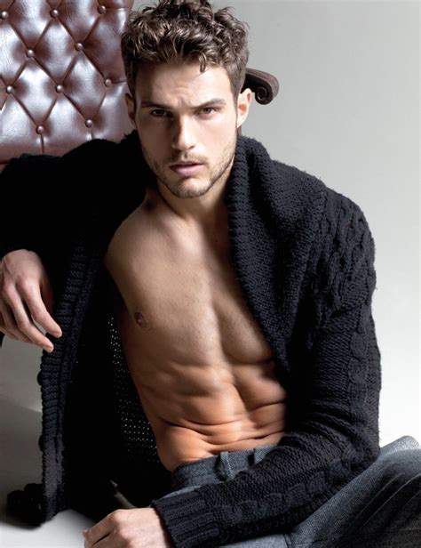 Ryan Cooper on Pinterest   Male Models, Models and Curly Hair
