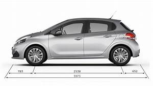Dimension 2008 Peugeot : peugeot 208 5 door technical information peugeot uk ~ Maxctalentgroup.com Avis de Voitures