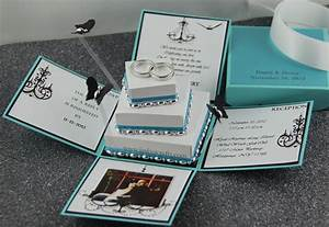 jinky39s crafts designs december 2012 With diy wedding invitations in a box