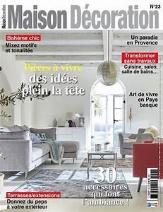 Magazine Décoration Intérieur : magazine d coration int rieur maison deco chambre djunails ~ Teatrodelosmanantiales.com Idées de Décoration