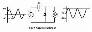why shouldn39t the capacitor discharge completely in a With clamping circuit