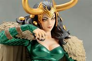 Lady Loki Marvel Bishoujo Statue
