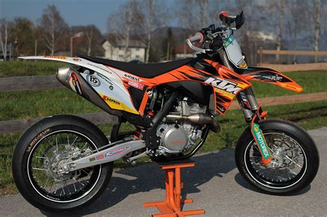 Ktm 350 Supermoto Hd Wallpaper, Ktm