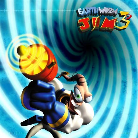 earthworm jim earthworm jim 3d soundtrack музыка из игры