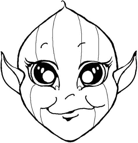 mascaras de elfos