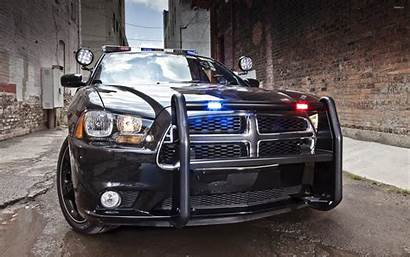 Charger Dodge Police Cars Wallpapers