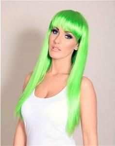 Coloured Wigs Are Trend In 2013