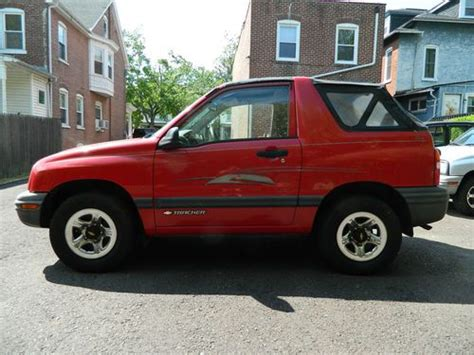 find   chevy tracker dr wd  pottstown