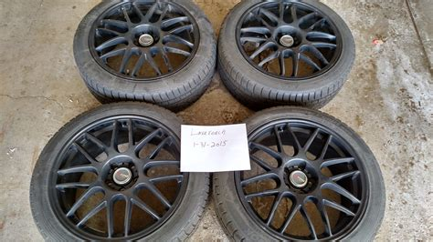 245 45 r19 ganzjahresreifen for sale 245 45 r19 winter wheels tires tpms local the mustang source ford