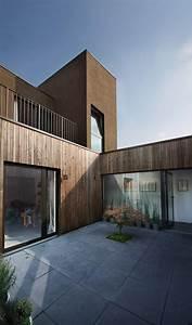 Maison En Bois Nord : maison de ville en bois dans le nord pas de calais ~ Nature-et-papiers.com Idées de Décoration