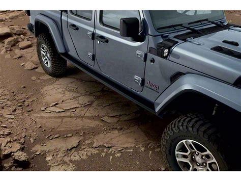 gladiator rock rails jeep mopar performance jt