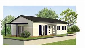 maisons eugie constructeur de maisons individuelles With ordinary plan maison en pente 1 maisons eugie constructeur de maisons individuelles