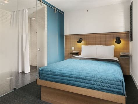 the incredible shrinking hotel room