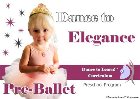 preschool ballet curriculum 13 best 5 methods of to learn images on 299