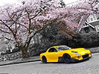 Mazda Rx7 Rx Wallpapers Fd3s Re Initial
