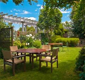 dossier special jardin tout pour bien l39entretenir With idees amenagement jardin exterieur 2 amenager un jardin en longueur conseils astuces idees