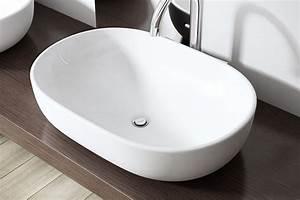 Keramik Waschbecken Reinigen : keramik waschschale wandmontage waschbecken waschtisch 60x42x11 cm bl322 wow ebay ~ Sanjose-hotels-ca.com Haus und Dekorationen