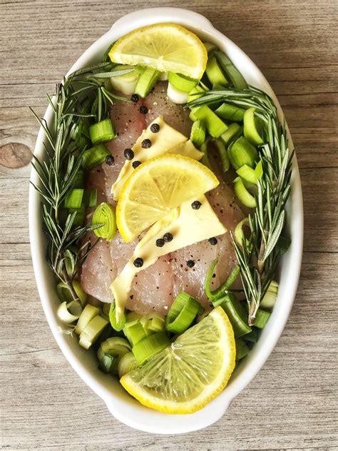 grouper recipe fish rosemary lemon recipes