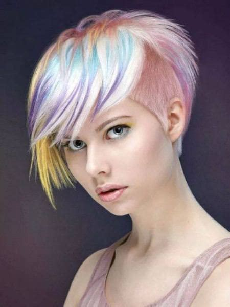 20 classy punk hairstyles for women