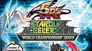 5du002639s Wc 2009 Stardust Accelerator Yugioh World