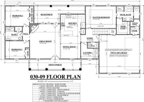 home architect plans the cottages house plans flanagan construction chief