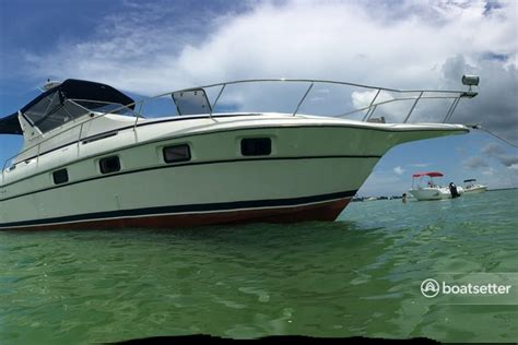 Boat Rental Ruskin Fl by Rent A Cruisers Yachts Esprit 3670 Express In Ruskin Fl