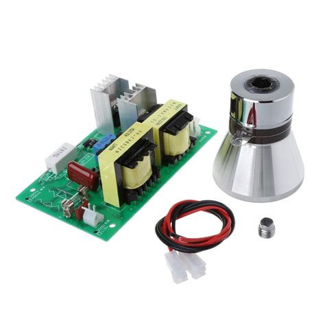 100w 28khz ultrasonic cleaning transducer cleaner high performance power driver board 220vac