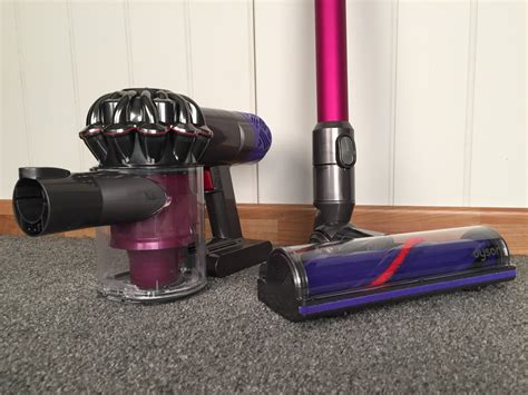 dyson vacuum cordless v6 absolute stick cleaner v8 animal bagless cleaners expertreviews save vacuumcleaness